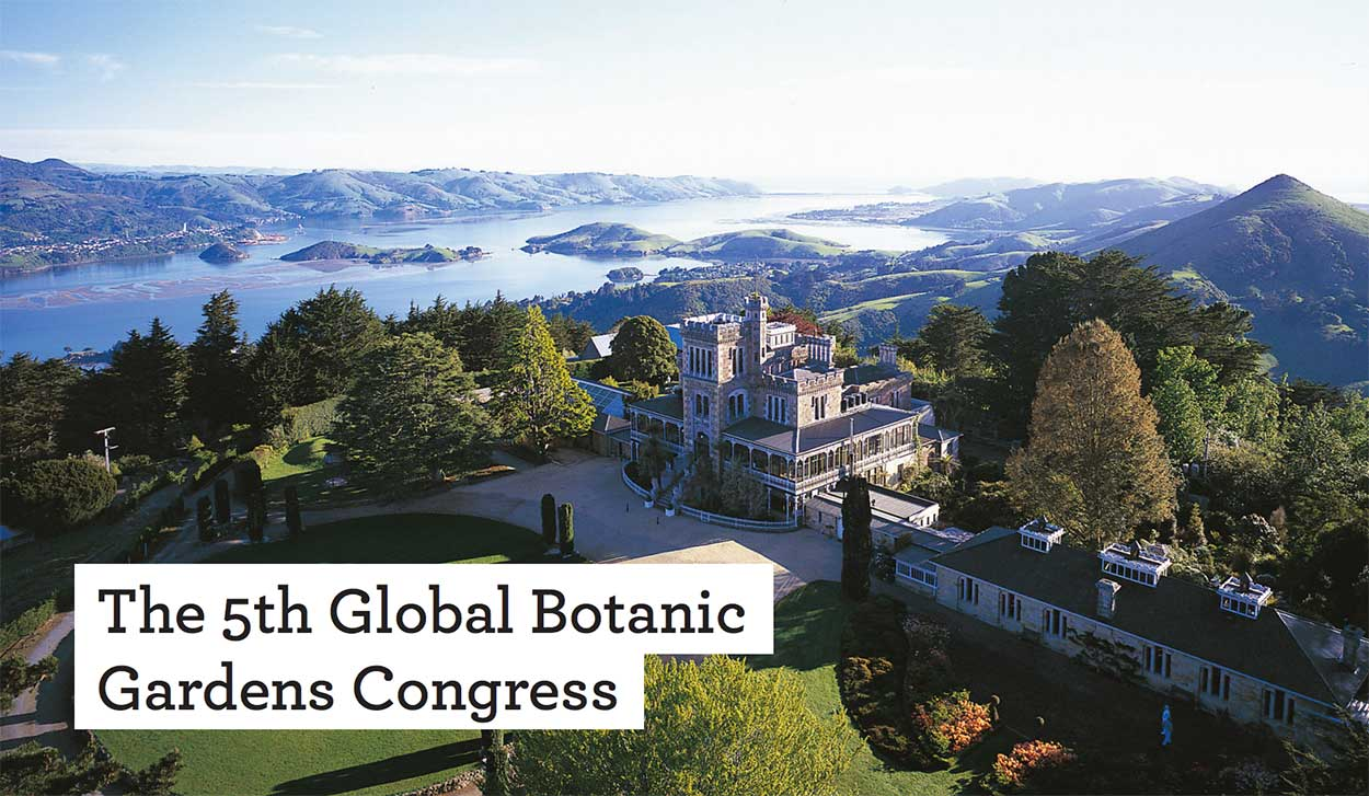 5th Global Botanic Gardens Congress