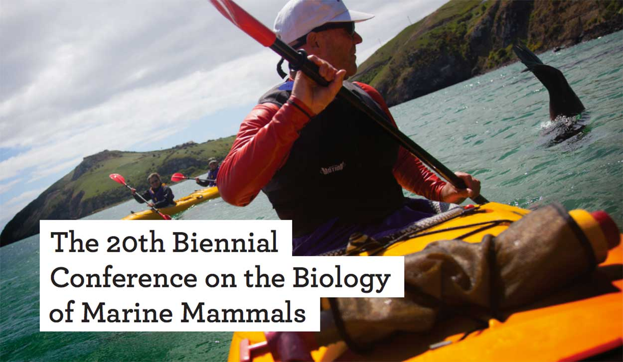 20th Biennual Conference on the Biology of Marine Mammals