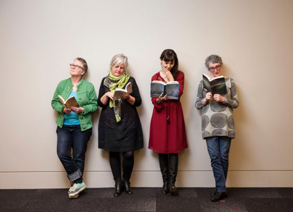 Dunedin Writers and Readers Festival – 9-14 May