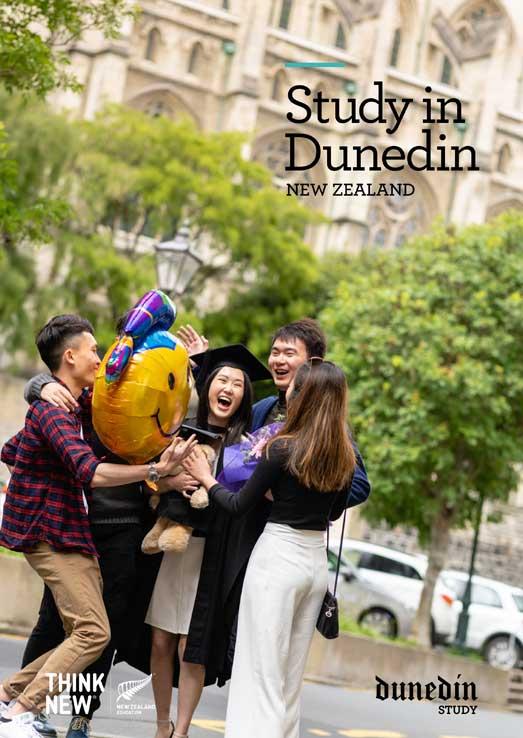Study Dunedin Institution Directory