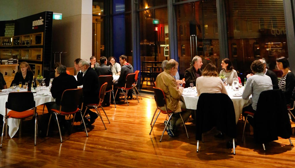 Toitu conference dinner